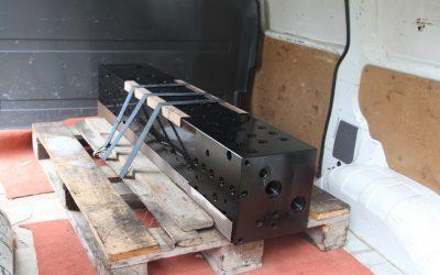 Hydraulický Blok 240x250x1350
